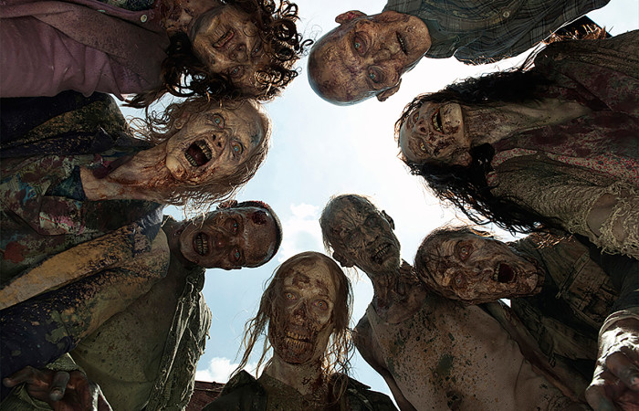 Zombies Still Rule on The Walking Dead