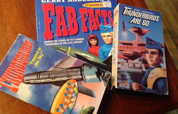 Thunderbirds Are Go…Again!