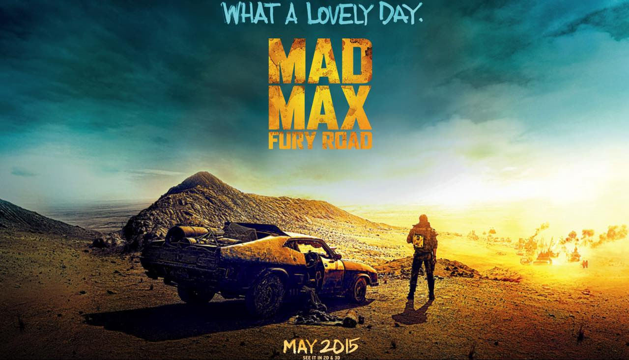 review mad max fury road. Black Bedroom Furniture Sets. Home Design Ideas
