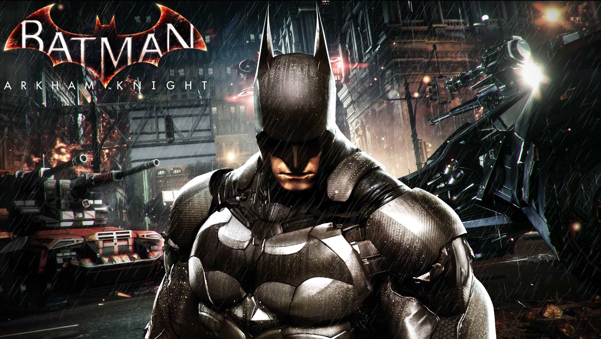 "Review: ""Batman: Arkham Knight"""