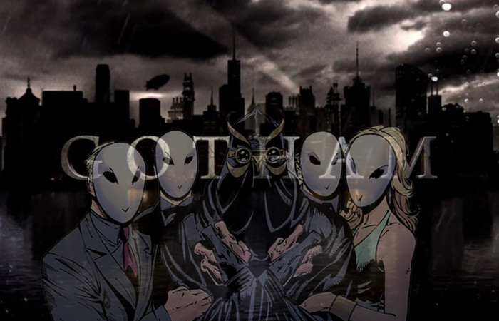 Animation: Batman vs. Robin – What's the Court of Owls