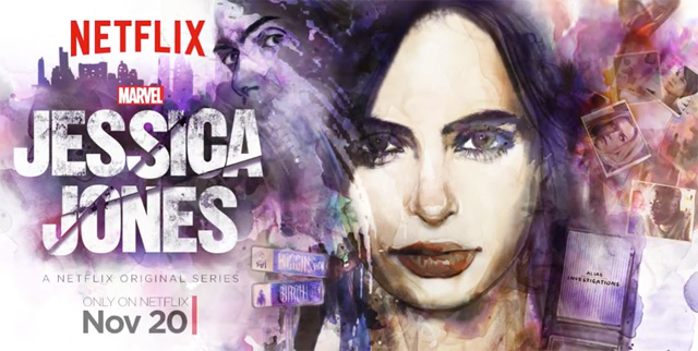 Jessica Jones, Ep1 (aka Ladies Night) Review – SPOILERS