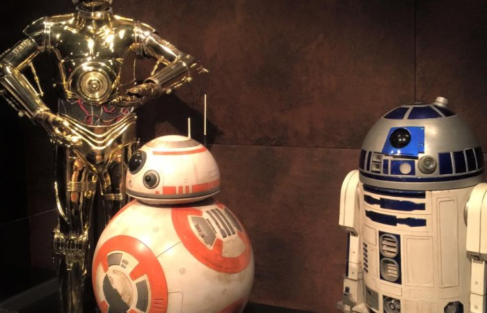 Star Wars: Unclothed