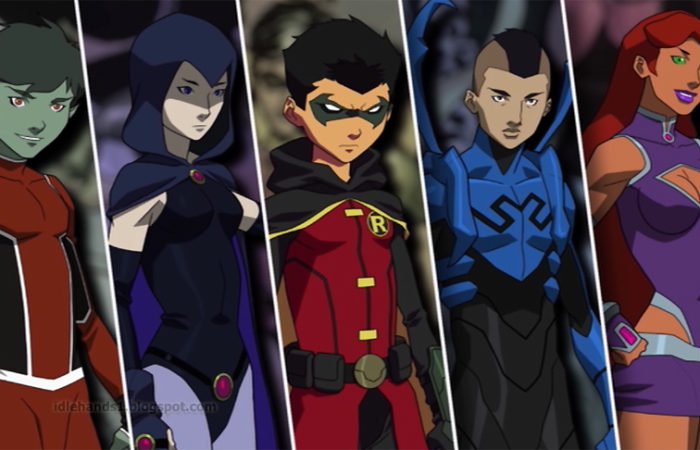 Review: Justice League vs Teen Titans