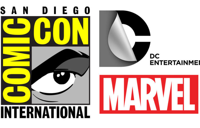SDCC2016 Marvel Cinematic Universe vs DC Extended Universe: Who Will Win?