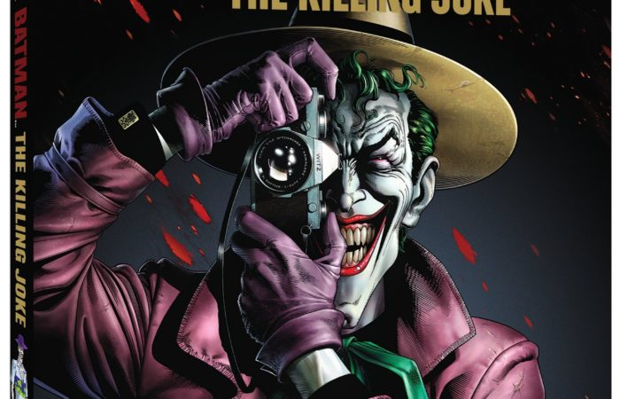 WTF is with Batman & Batgirl in Batman: The Killing Joke?