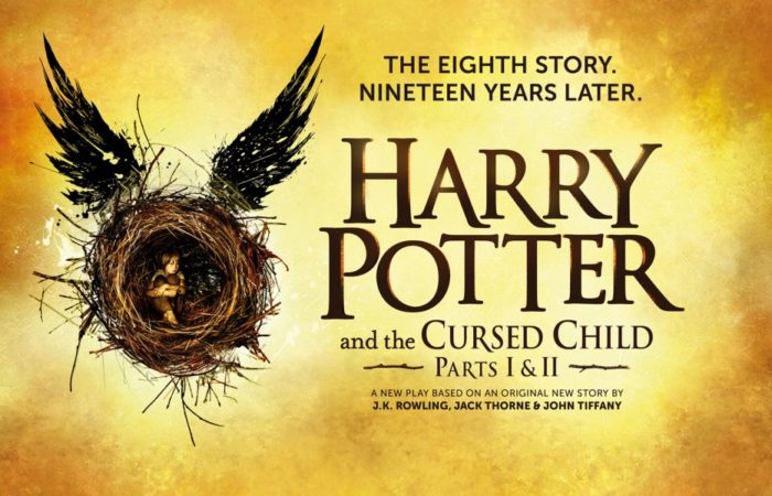 Book Review: Harry Potter and the Cursed Child (Parts One and Two) (2016)