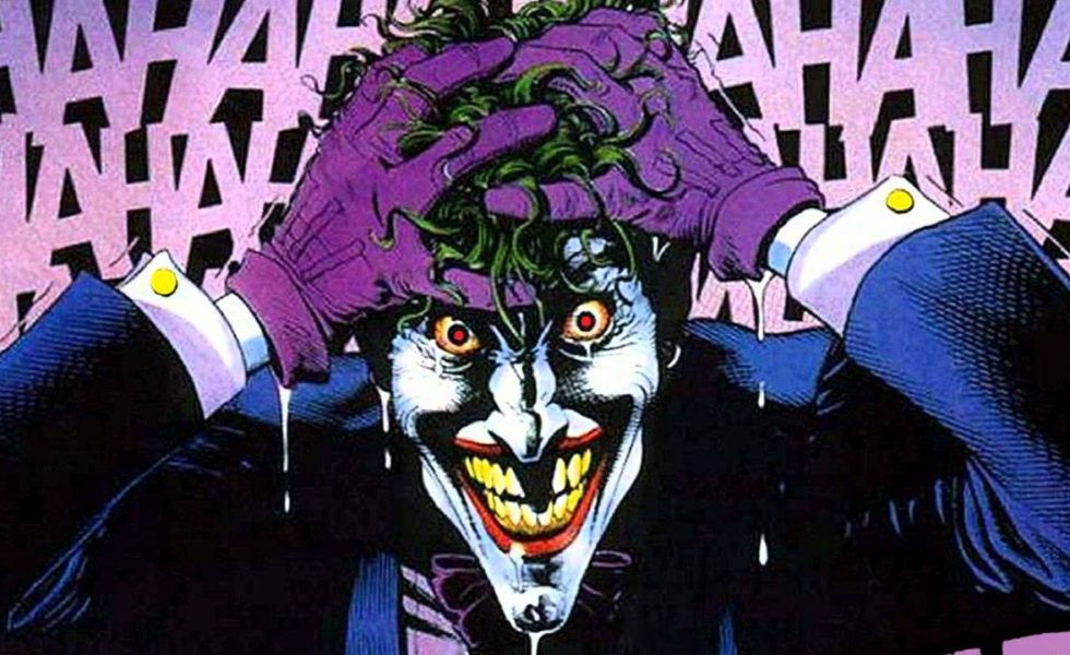 Comics Review: Batman: The Killing Joke (Deluxe Edition) 1988