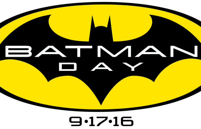 BATMAN DAY!!!