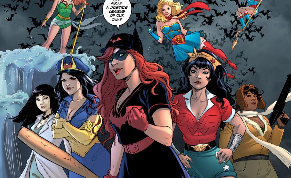 Comics Review: DC Comics Bombshells: Volume 1 – Enlisted