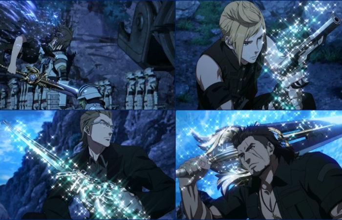 Brotherhood in Arms – Final Fantasy XV (Anime)