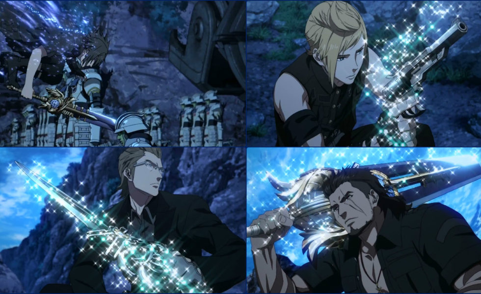 Brotherhood in Arms – Final Fantasy XV (Anime)
