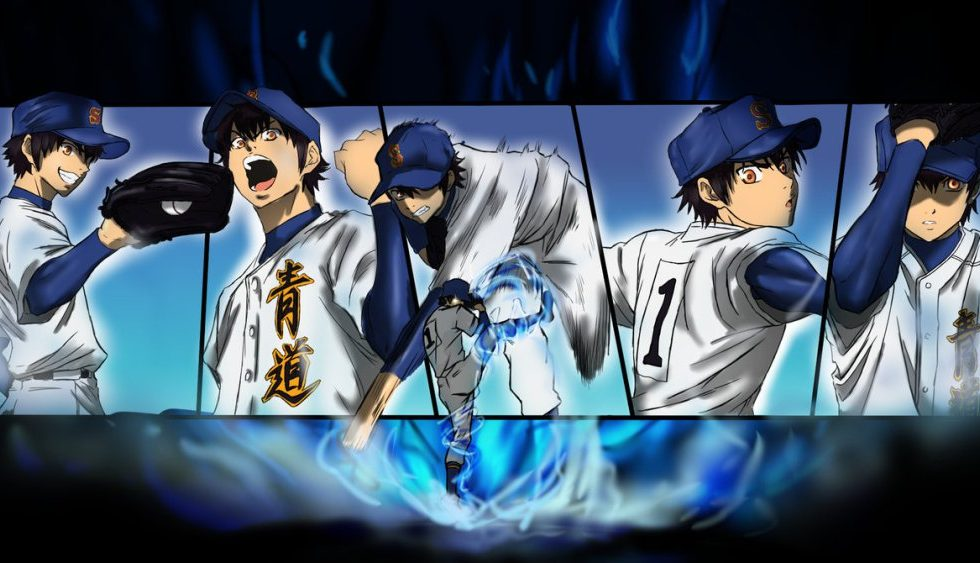 Spring Training with Ace of Diamond (Diamond no Ace)