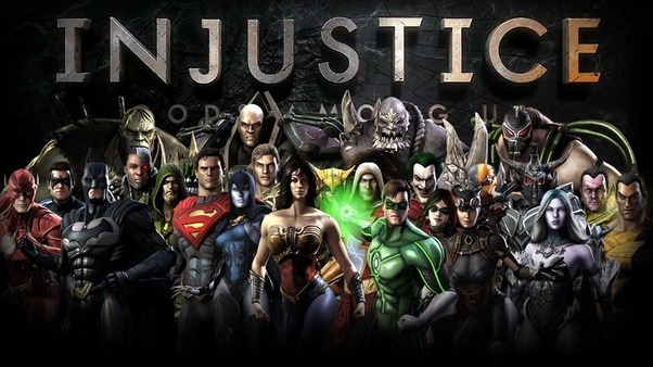 Injustice: In Your Arcade