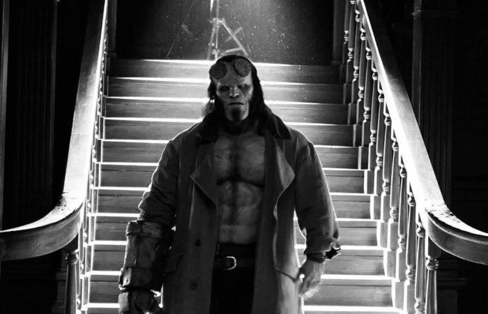 Hellboy: Rebooted with Stranger Things David Harbour in Lead Role