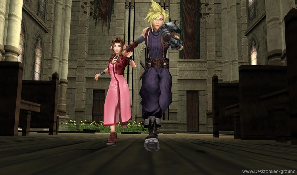 Aerith Gainsborough is Not Helpless – A Cleric's Lament